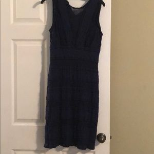 Dresses & Skirts - New with tags women dress navy color size M